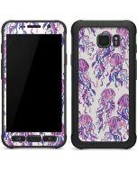 Jellyfish Galaxy S7 Active Skin