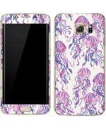 Jellyfish Galaxy S7 Edge Skin