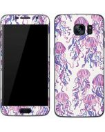 Jellyfish Galaxy S7 Skin