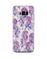 Jellyfish Galaxy S8 Skin