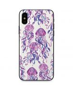 Jellyfish iPhone X Skin