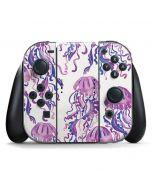 Jellyfish Nintendo Switch Joy Con Controller Skin
