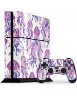 Jellyfish PS4 Console and Controller Bundle Skin