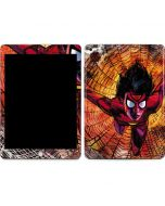Jessica Drew The Spider-Woman Apple iPad Skin