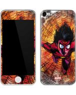 Jessica Drew The Spider-Woman Apple iPod Skin