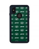 New York Jets Blitz Series iPhone XS Waterproof Case