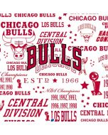 Chicago Bulls Historic Blast Yoga 910 2-in-1 14in Touch-Screen Skin