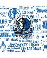Dallas Mavericks Historic Blast Yoga 910 2-in-1 14in Touch-Screen Skin