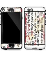 John 3:16 LifeProof Nuud iPhone Skin