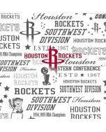 Houston Rockets Historic Blast Xbox One Controller Skin