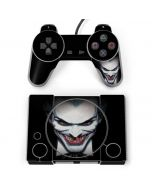 Joker by Alex Ross PlayStation Classic Bundle Skin