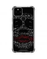 Joker- Put a Smile On That Face Google Pixel 5 Clear Case