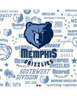 Memphis Grizzlies Historic Blast iPhone 6/6s Skin