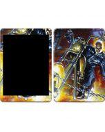 Jonathan Blaze The Ghost Rider Apple iPad Skin