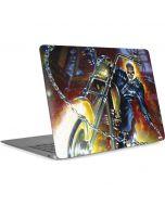 Jonathan Blaze The Ghost Rider Apple MacBook Air Skin