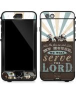 Joshua 24:15 LifeProof Nuud iPhone Skin