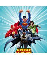 Justice League Team Power Up Blue PS4 Slim Bundle Skin
