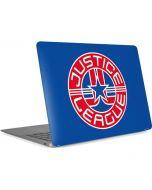 Justice League Emblem Apple MacBook Air Skin