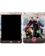 Justice League Heros Apple iPad Skin