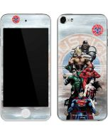 Justice League Heros Apple iPod Skin