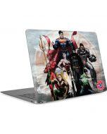Justice League Heros Apple MacBook Air Skin