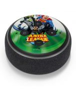Justice League Team Power Up Green Amazon Echo Dot Skin