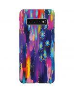 Kaleidoscope Brush Stroke Galaxy S10 Plus Lite Case