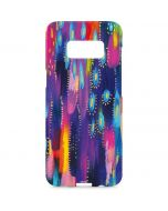 Kaleidoscope Brush Stroke Galaxy S8 Plus Lite Case