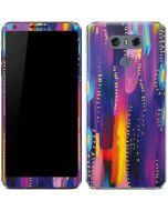Kaleidoscope Brush Stroke LG G6 Skin