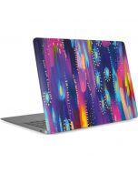 Kaleidoscope Brush Stroke Apple MacBook Air Skin