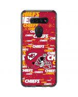 Kansas City Chiefs - Blast Alternate LG K51/Q51 Clear Case
