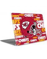 Kansas City Chiefs - Blast Alternate Apple MacBook Air Skin