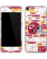 Kansas City Chiefs - Blast Apple iPod Skin