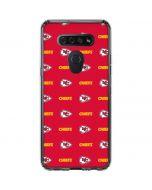 Kansas City Chiefs Blitz Series LG K51/Q51 Clear Case