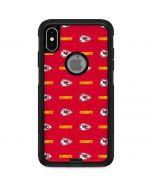 Kansas City Chiefs Blitz Series Otterbox Commuter iPhone Skin