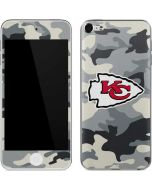 Kansas City Chiefs Camo Apple iPod Skin