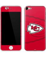 Kansas City Chiefs Double Vision Apple iPod Skin
