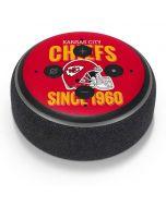 Kansas City Chiefs Helmet Amazon Echo Dot Skin