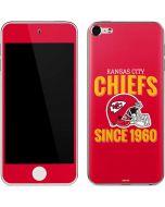Kansas City Chiefs Helmet Apple iPod Skin