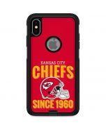 Kansas City Chiefs Helmet Otterbox Commuter iPhone Skin