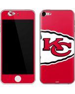 Kansas City Chiefs Large Logo Apple iPod Skin
