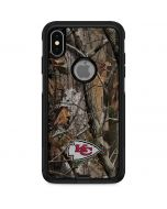 Kansas City Chiefs Realtree AP Camo Otterbox Commuter iPhone Skin