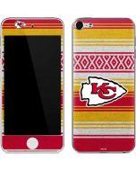 Kansas City Chiefs Trailblazer Apple iPod Skin