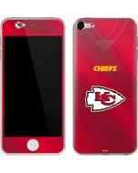 Kansas City Chiefs Team Jersey Apple iPod Skin