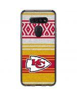 Kansas City Chiefs Trailblazer LG K51/Q51 Clear Case
