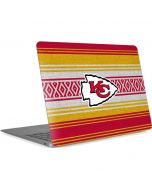 Kansas City Chiefs Trailblazer Apple MacBook Air Skin