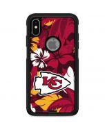 Kansas City Chiefs Tropical Print Otterbox Commuter iPhone Skin