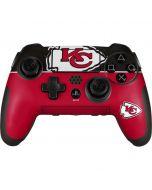Kansas City Chiefs Zone Block PlayStation Scuf Vantage 2 Controller Skin