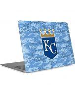 Kansas City Royals Digi Camo Apple MacBook Air Skin