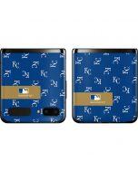 Kansas City Royals Full Count Galaxy Z Flip Skin